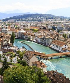 Montecatini Terme in Italy's Tuscany region