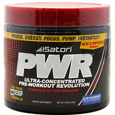 iSatori PWR with Red Dralion #ChampionSupplements