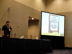 Scott Bonner, Directore of Ferguson Mo. Public Library, speaks at ALA 2015 Midwinter Meeting about decision to stay open through crisis