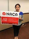 """Sra. Rivera en #Atlanta: """"Estoy muy agradecido con todo el personal de NACA por toda la ayuda y asesoria que me brindaron durante mi proceso de compra. Gracias a NACA hoy estoy haciendo realidad mi sueño de poder comprar casa para mi familia."""" Tasa de interés del 2.25% y pagar menos de alquiler! #AmericanDream #NACAPurchase"""