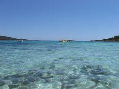 Cala Brandinchi Sardinia