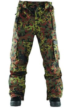 Snow and Rock  Thirty Two Men's Blahzay Pant