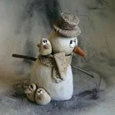 Need some grilling gift ideas? ✩ Check out this list of creative present ideas for bbq and grilling fans Christmas Clay, Christmas Crafts, Christmas Decorations, Christmas Ornaments, Christmas Snowman, Pottery Sculpture, Sculpture Clay, Polymer Clay Projects, Clay Crafts