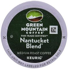MBlock  Sons 00663 18 Count Nantucket K Cup White * More info could be found at the affiliate link Amazon.com on image.
