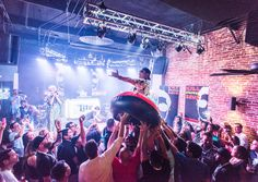 Cowboy hats hanging from the ceiling. Ice cold beer. Spicy salsa. Here you'll find some of the best acts keeping the Lone Star music scene going hard. #VisitSanAntonio
