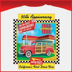 Image for In-N-Out Burger's 50th Anniversary