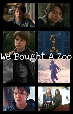 Colin Ford on We Bought A Zoo