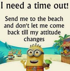 Cute Funny Minion pictures with quotes – 10 pics