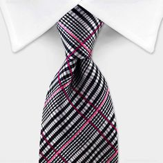 """Product number: PL-1171 Length: 58"""" Width: 3.5"""" Material: 100% Silk Care: Dry Clean Only Label: GENTLEMAN JOE A stylish, eye catching, plaid tie great for any season, but especially great for autumn a"""