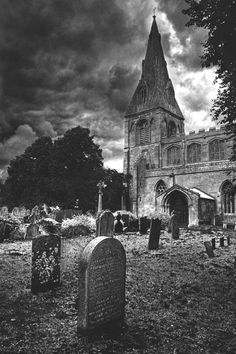 An old cemetery in an english village i've been living close to. Only few graves weren't at least one hundred years old. Cemetery Headstones, Old Cemeteries, Cemetery Art, Graveyards, Cemetery Angels, Imagenes Dark, Spooky Places, Dark Gothic, Dark Places