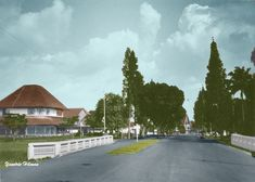 Jembatan Cikapayang, Jl. Dago, Bandung 1937