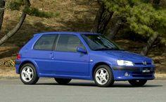 Peugeot 106 - my new bug :)