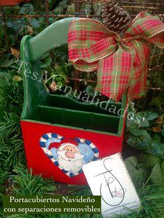 Christmas boxes by Tes Manualidades
