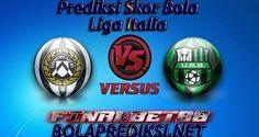 Prediksi Udinese vs Sassuolo 19 Februari 2017