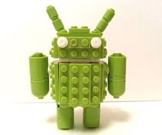 How to build a Android Lego Bot