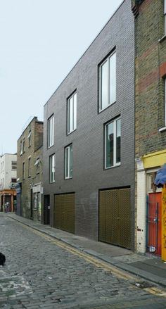 13-17 Chance Street, Stephen Taylor Architects | London | United Kingdom | MIMOA