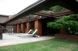 The Schwartz House (Frank Lloyd Wright House) in Two Rivers. Marquette Girls Weekend?!