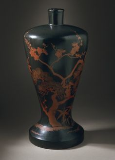 *Wine Bottle.    Japan, 16th-17th century. The Los Angeles County Museum of Art