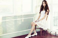 Yoona - CeCi March 2014 | Beautiful Korean Artists