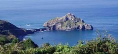 The island of Gaztelugatxe, Bermeo (near Bakio), Biscay, Spain. Bilbao, Provinces Of Spain, Costa, Bay Of Biscay, Basque Country, Chapelle, Portsmouth, Spain Travel, Tenerife