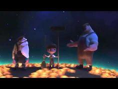 La Luna HD - Corto de Disney Pixar