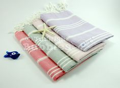 Set of 4 Hand Towels  $44 Measures 37.5 x 23.5  Free shipping