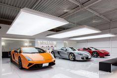 Design Fresco - Forme - Performance Car Shop and Tuning, Sakai, 2014 - Stirling Elmendorf