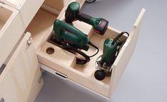 Mobiler Werkzeugkasten