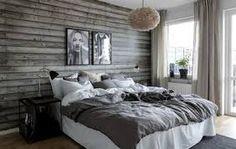 Bildresultat för sovrum inredning färger Scandinavian Apartment, Scandinavian Bedroom, Room Ideas Bedroom, Bedroom Decor, Bedroom Wall, Modern Bedroom, Simple Bedrooms, Home Bedroom, Master Bedroom