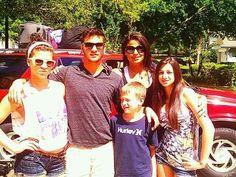Alex, Payton,Rachel, Miraja and Kal Florida