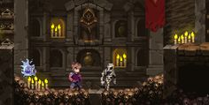 """Chasm System: PC (Windows, Mac, Linux), PS4 Release: Summer 2015 Developer: Discord Website: chasmgame.com / discordgames.tumblr.com Video: Trailer  Description: """"Chasm is a procedurally-generated Platform Adventure currently in development for PC (Win, Mac, & Linux) and Playstation 4. Taking equal inspiration from hack 'n slash dungeon crawlers and Metroidvania-style platformers, it will immerse you in a procedurally-generated fantasy world full of exciting treasure, deadly enemies, and…"""