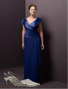 Women S Plus Size Dresses Dillards Info: 7316439146 Mother Of The Bride Gown, Plus Size Gowns, Mothers Dresses, Business Dresses, Groom Dress, Formal Gowns, Dress Patterns, Clothing Patterns, I Dress