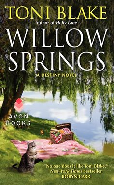 """Read """"Willow Springs A Destiny Novel"""" by Toni Blake available from Rakuten Kobo. """"A book by Toni Blake is truly special."""" —Lori Foster """"Her books are sexy and full of heart."""" —Teresa Medeiros No contem. Romance Authors, Romance Books, Destiny Book, Willow Springs, Book Images, Bestselling Author, Book Worms, Audio Books, Books To Read"""