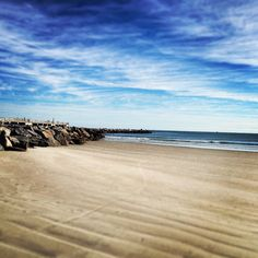 Jetty Park, Cape Canaveral...a walk on my beach 3/23/13