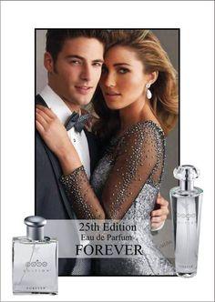 25th Edition Cologne Spray for Men férfi parfüm érzéki férfias, gyümölcsös, gyógynövény és faillat  amely friss és örök.  Parfum Spray for Women Ez az illat egyesíti magában a tiszta szirmot a meleg, pézsmás faillattal, és így lágy, mély nőies karaktert alkot. http://360000339313.fbo.foreverliving.com/page/products/all-products/7-personal-care/hun/hu Segítsünk? gaboka@flp.com Vedd meg: https://www.flpshop.hu/customers/recommend/load?id=ZmxwXzkxNjI=