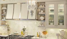 Downview Transitional Kitchen - transitional - kitchen - new york - St. Clair Kitchen & Home by Antoinette Fraser Kitchen New York, Kitchen Dining, Kitchen Decor, Design Kitchen, Kitchen Ideas, Luxury Kitchens, Home Kitchens, Custom Kitchen Cabinets, Custom Cabinetry