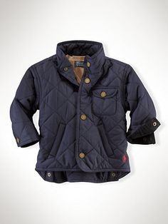 Richmond Pony Bomber - Outerwear & Jackets   Infant Boy (9M–24M) - RalphLauren.com