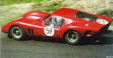 Drogo Ferrari 250 GT SWB #2053GT