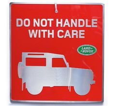 Land Rover Defender ad