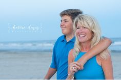 life goes by fast, capture you and your children with a beach photo session.