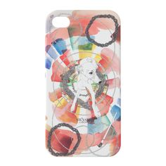 """""""CANDY CHAIN""""  from kanvas products® collaborated with Designer Duo """"SWASH LONDON"""" for iPhone Cases by Fashion Designers and Creators, Summer 2012 Collection."""