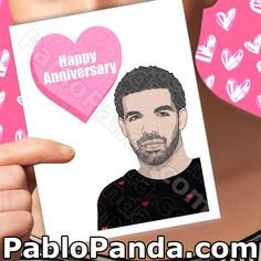 Category: Anniversary & Valentines – Page 4 – Social Shambles Miss You Cards, Love Cards, Funny Greeting Cards, Funny Cards, Happy Anniversary, Anniversary Cards, Drake, Funny Birthday Cards, Card Birthday