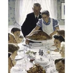 Norman Rockwell, The Saturday Evening Post March 6 1943.