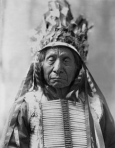 Red Cloud (1822 – 1909) was a war leader and a chief of the Oglala Lakota (Sioux). He led as a chief from 1868 to 1909. One of the most capable Native American opponents the United States Army faced, he led a successful campaign in 1866–1868 known as Red Cloud's War over control of the Powder River Country in northeastern Wyoming and southern Montana.