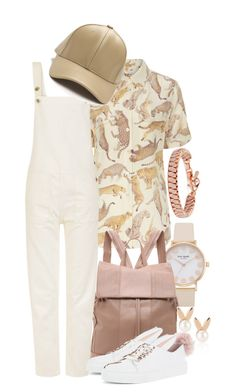 """""""Bunny Hunt"""" by e-dphillips ❤ liked on Polyvore featuring Equipment, Deux Lux, Aamaya by priyanka, MiH, Minna Parikka and John & Pearl"""