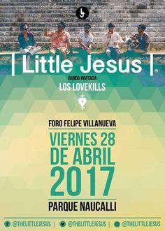 Little Jesus se presentará en Foro Felipe... |