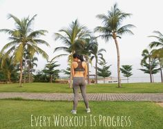 Every workout is progress.