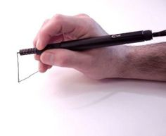With the LIX Pen, you can doodle in 3D.