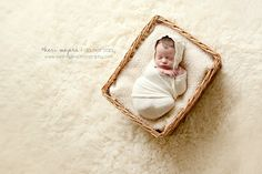 Keri Meyers Photography..yep would love white faux fur!