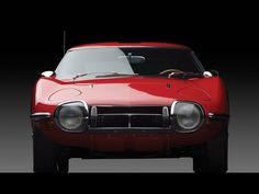 1967 Toyota 2000GT Advance Auto Parts 855 639 8454 20% discount Promo Code CC20